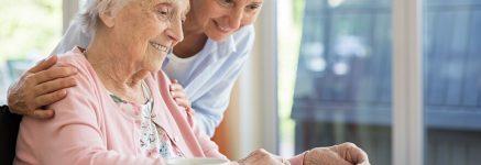 Zorg bij dementie